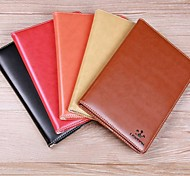 iPad mini 3/iPad mini/iPad mini 2 compatible Mixed Color Genuine Leather Smart Case Cover s