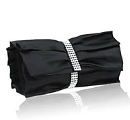 Gorgeous Silk With Austria Rhinestones Party Handbags/ Clutches More Colors Available