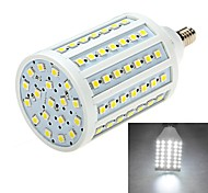 E14 20W 110V 102 LEDs 5050 SMD Led Corn Light Bulb Lamp - Cool White