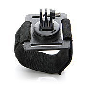 3D Printing Wristband Mount for Camera and Gopro Series