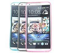 BeBonCool  Premium Clear TPU Case Soft for HTC Desire 816 (Assorted Colors)
