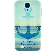 la vida marina TPU suave para mini i9190 Samsung Galaxy S4