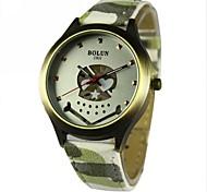 Men's Military Watch Quartz Analog(Assorted Colors) Cool Watch Unique Watch