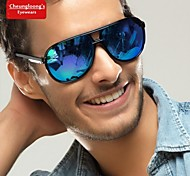 Sunglasses Men / Women / Unisex's Modern / Fashion Flyer Yellow / Red / Blue / Navy Blue / Green Sunglasses Full-Rim