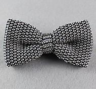 Gravata Borboleta (de Roupa de Malha , Multi Cores) - Vintage/Pesta/Trabalho/Casual