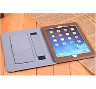 iPad Air 2 compatible Special Design Genuine Leather Smart Case Cover s