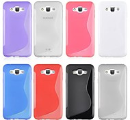 Angibabe S Style TPU Clear Case For Galaxy E7