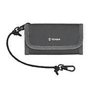 Tenba 636-212 Reload CF 6 - Card Wallet Storage Bag for SD Card Accessories (Black)
