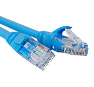 2M 6.5FT alta calidad RJ45 Cat5e Cable de red Ethernet Envío Gratis