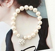 European Style Fashion Wild Pearl Ball Bracelet