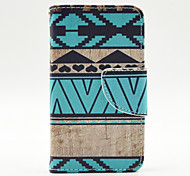The Geometry Pattern Full Body Case with Stylus ,Anti-Dust Plug and Stand for Nokia Lumia 530