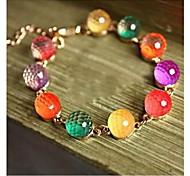 Summer Lovely Candy Colored Exquisite Colorful Bracelet