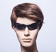 Gafas de Sol hombres / mujeres / Unisex's Clásico / Deportes / Moda Rectángulo Gafas de Sol Completo llanta