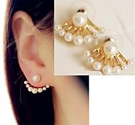 Luxurious Beautifully Pearl Earrings