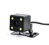 Marsing Adjustable 3030 Solution Waterproof 4-LED IR Night vision Car Rearview Camera (NTSC)