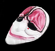 Payday 2 Hoxton Resin Mask for Halloween Party(1 Pc)