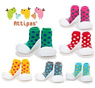 Attipas Super Lightweight Spring Summer Baby Girls Boys Infant Shoes Anti-slide First Walker Polka Dot Toddler Shoes