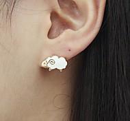 Fashion Cute Little Sheep Earrings