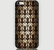 Retro Pattern Back Case for iPhone 6
