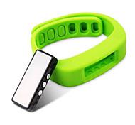 Bluetooth 2.1 relógio do esporte inteligente com hodômetro / caloria contagem android