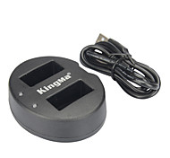 Kingma Dual USB Charger for Nikon EN-EL20 Battery and Nikon 1 J1/J2/J3/S1/AW1