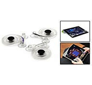 Fling Touch Screen Game Joystick Game Contr for iPad(Random Color)