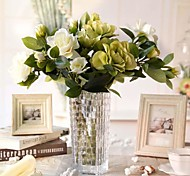 Silk Gardenia Artificial Flowers