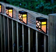 Rétro solaires murale à LED Lampes de jardin
