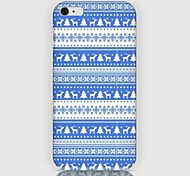 Elk Pattern Back Case for iPhone 6