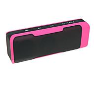 ultra portatile outdoor / scaffale altoparlante senza fili del bluetooth mini hi-fi per tf usb su aux per un tablet pc iPhone6 / 6plus