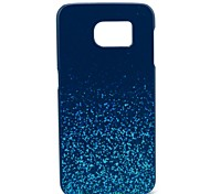 Beautiful Sparkle Pattern Hard Case Cover for Samsung Galaxy S6
