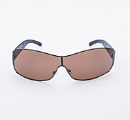 Anti-Reflective Women's Rectangle Plastic Fashion Sunglasses