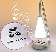 Personalized Gift LED Touch Lamp With Sound  LIWUYOU
