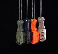 EDC Mini Stainless Steel Molle Webbing Buckle Self Defence Survival Tool