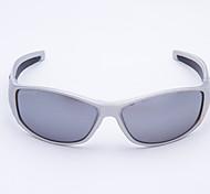 Cycling Men's Anti-Fog Plastic Rectangle Fashion Sports Glasses