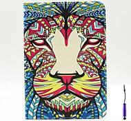 Cuir PU Art graphique pour Pomme iPad mini/mini-iPad 2/mini iPad 3