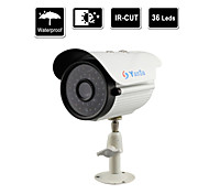 IR Camera Day/night waterproof indoor / outdoor CCTV camera 36pcs-IR Leds Surveillance Bullet Night Vision
