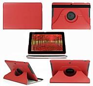 """asus memo pad 10 me102a caso casos tableta con casos stand / cuerpo completo de 10.1 """"para ASUS colores sólidos (colores surtidos)"""