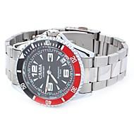 Fashion Auto Mechanical Steel Wrist Watch with Date Display
