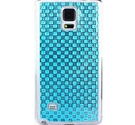 Small Diamond Phone Shell Cases for Samsung Galaxy Note 4