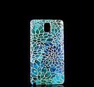 Teléfono Móvil Samsung - Cobertor Posterior - Gráfico/Diseño Especial - para Samsung Galaxy Note 3 Plástico )