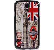 der Union Jack Design Aluminium Hard Case für Samsung Galaxy S4 i9500