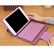 iPad mini 3/iPad mini/iPad mini 2 compatible Solid Color/Special Design PU Leather Smart Covers with Keyboard