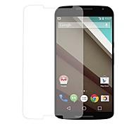 Screen Protector - для Мото Nexus 6 - High Definition (HD)/Противоударное покрытие/Защита от царапин/Против отпечатков пальцев