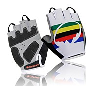 Hombres Deporte Mittens Transpirable/Secado rápido/Listo para vestir/Capilaridad/Almohadilla 3D M/L/XLCamping y