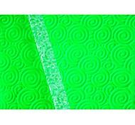 Four-C отделочных работ круговое кольцо скалкой для торта решений, помады текстурированные скалка украшения картина роликовые