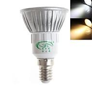 1 Stück XinYiTong Dekorativ Spot Lampen S E14 1.5 W 120 LM 3000-3500 / 6000-6500 K 3 SMD 5730 Warmes Weiß/Kühles Weiß AC 85-265 V