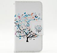 The Beauty of The Tree Pattern Full Body Case with Stylus ,Anti-Dust Plug and Stand for Nokia Lumia 530