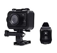 "Zeblaze Ishot1 WIFI IP68 Waterproof with 1.5"" LCD 2.4G RF Watch 1080P HD Video 170 Degree Wide Angle Sport Action Camera"
