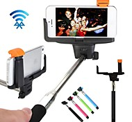 doopootoo® bluetooth shutter Selfie monopod titolare bastone wireless per iPhone e Android telefono cellulare (colori assortiti)